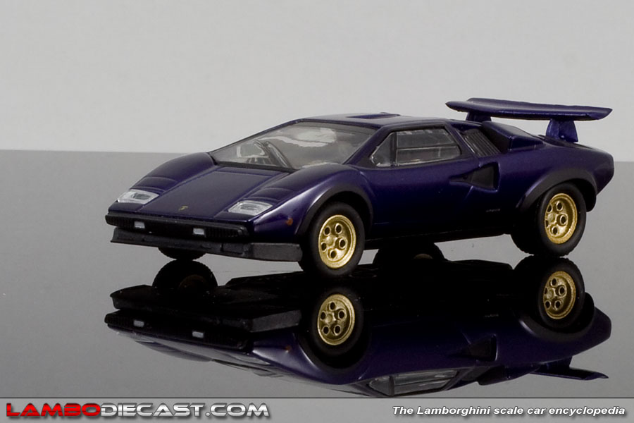 The 1 64 Lamborghini Countach Lp500s From Kyosho A Review