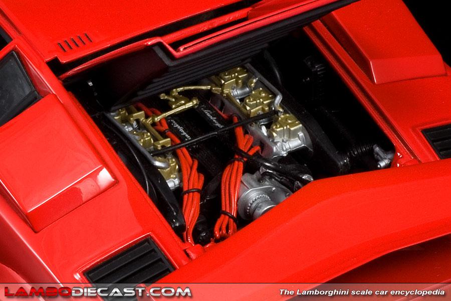 Lamborghini Countach Lp500 S 375 Hp