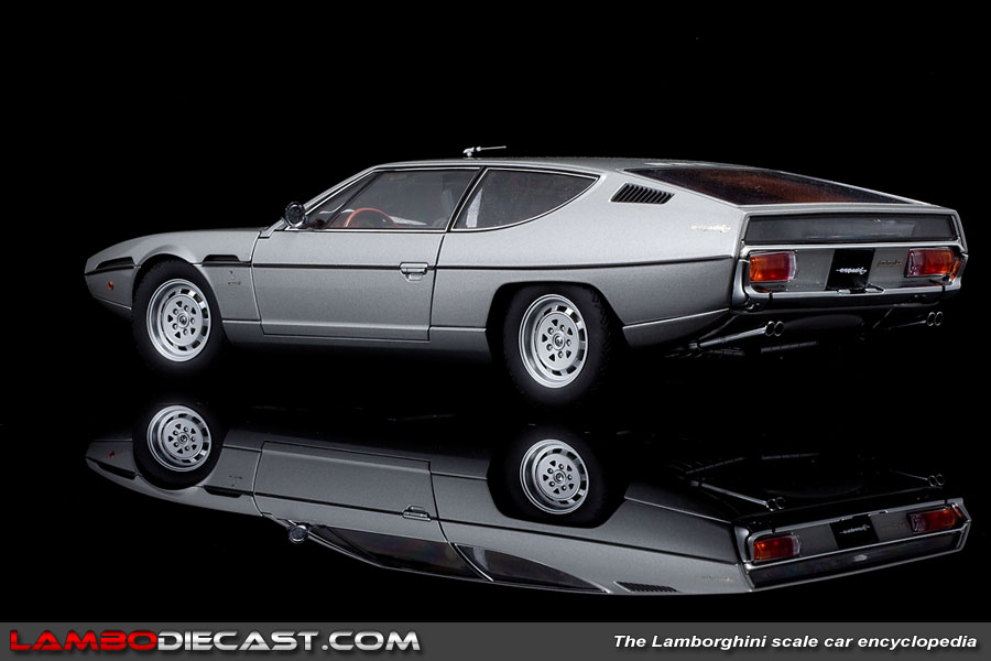 Lambo For Sale >> The 1/18 Lamborghini Espada Series II from AUTOart, a ...