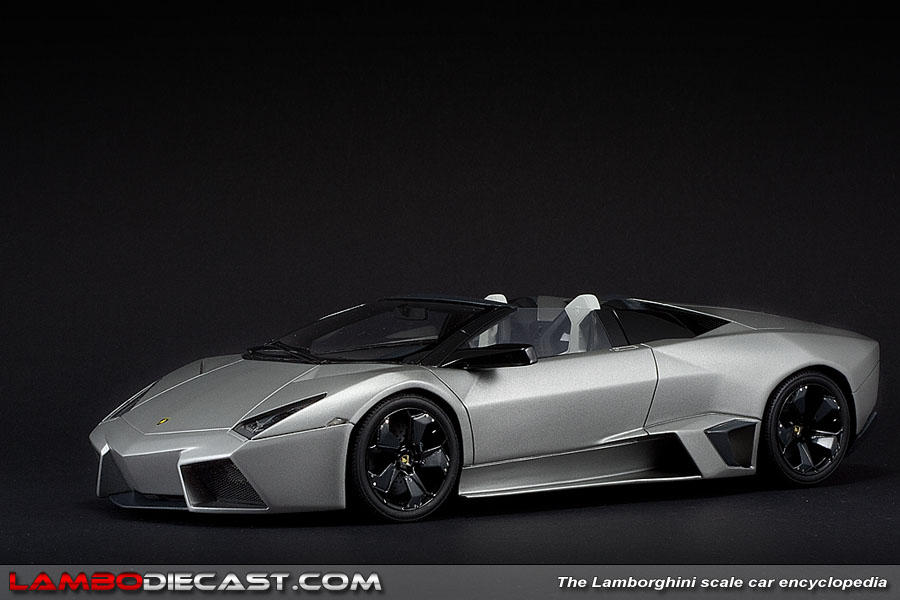 The 1 18 Lamborghini Reventon Roadster From Mr A Review By