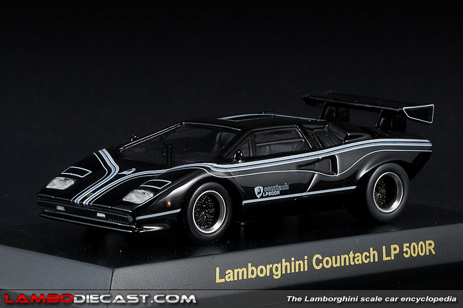 the 1 64 lamborghini countach lp500r from kyosho a review by. Black Bedroom Furniture Sets. Home Design Ideas