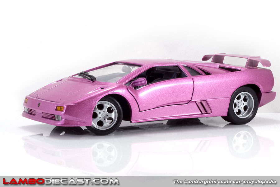 The 1 18 Lamborghini Diablo Se30 From Maisto A Review By