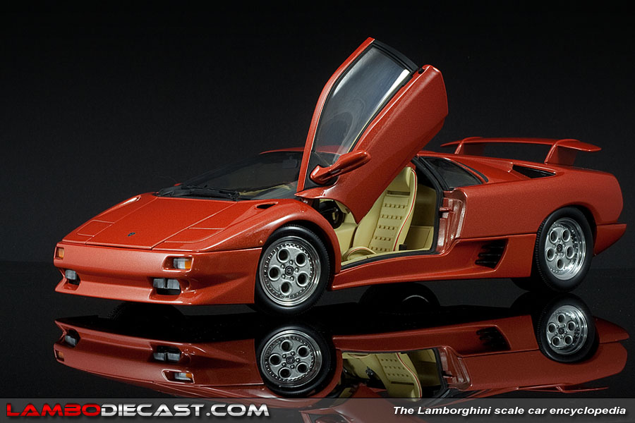 the 1 18 lamborghini diablo vt from autoart a review by. Black Bedroom Furniture Sets. Home Design Ideas