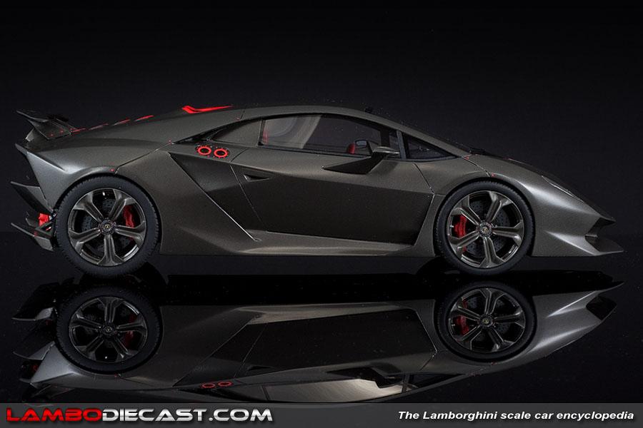 Mr Sesto Elemento Lamborghini Diecastxchange Com Diecast Cars Forums