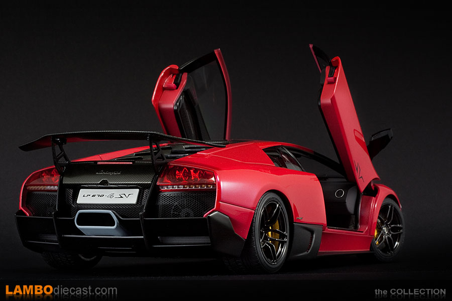 Lamborghini Murcielago Red And Black | SEVSTAR