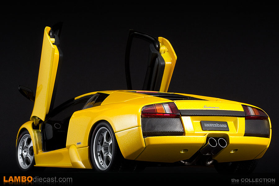 The 1 18 Lamborghini Murcielago 6 2 From Autoart A Review By