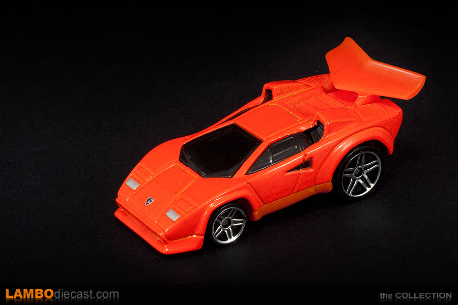the 1 64 lamborghini countach lp500s from hotwheels a review by. Black Bedroom Furniture Sets. Home Design Ideas