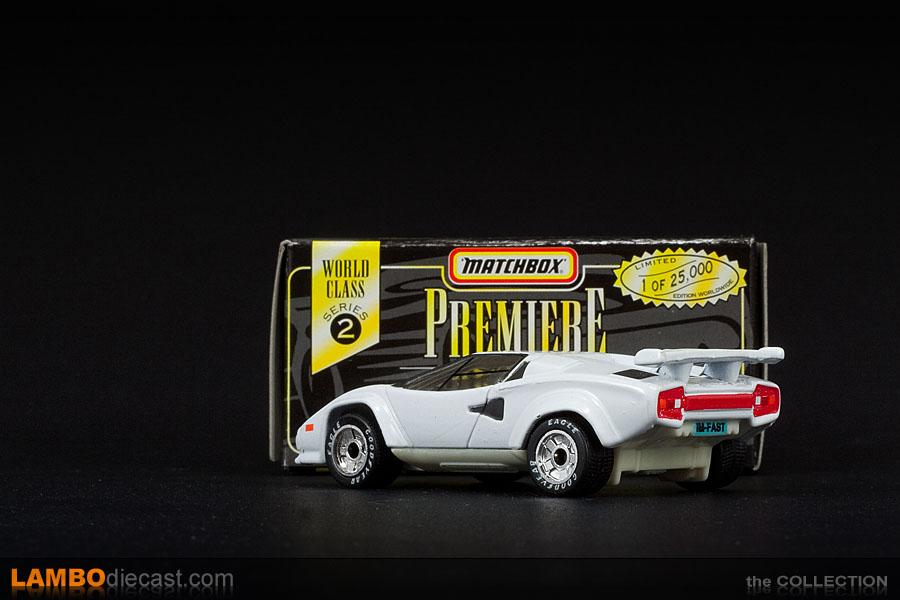 The 1 64 Lamborghini Countach Lp500s From Matchbox A