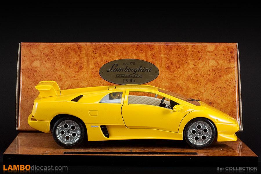 1 18 Lamborghini Diablo Limited Edition By Bburago Lamborghini