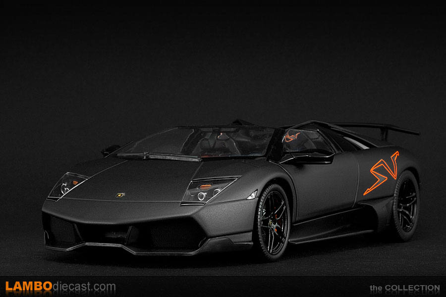 Lamborghini Murcielago LP670 4 SV Roadster