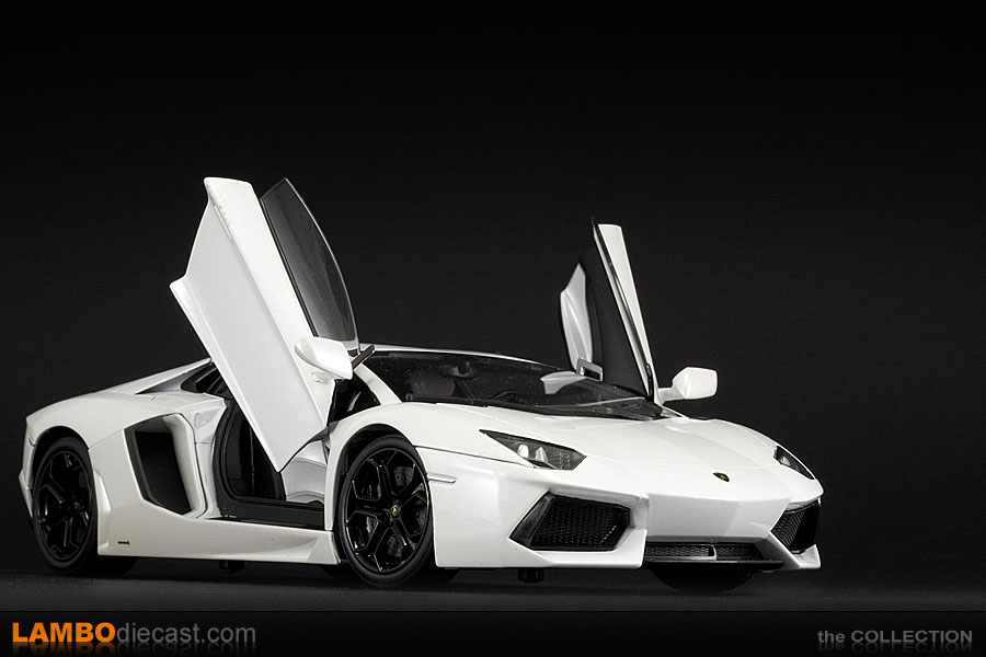 The 118 Lamborghini Aventador LP700 4 From FX Models A