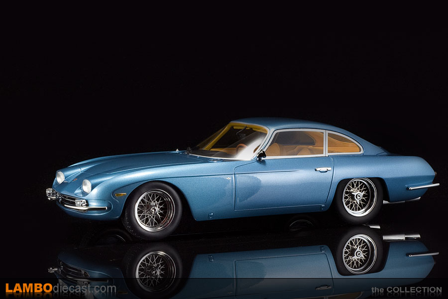 The 118 Lamborghini 350 GT From CMR A Review By