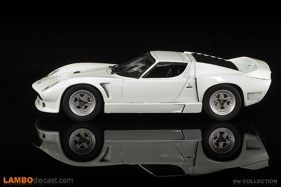 The 1 43 Lamborghini Miura Svj Roadster From White Box A Review By