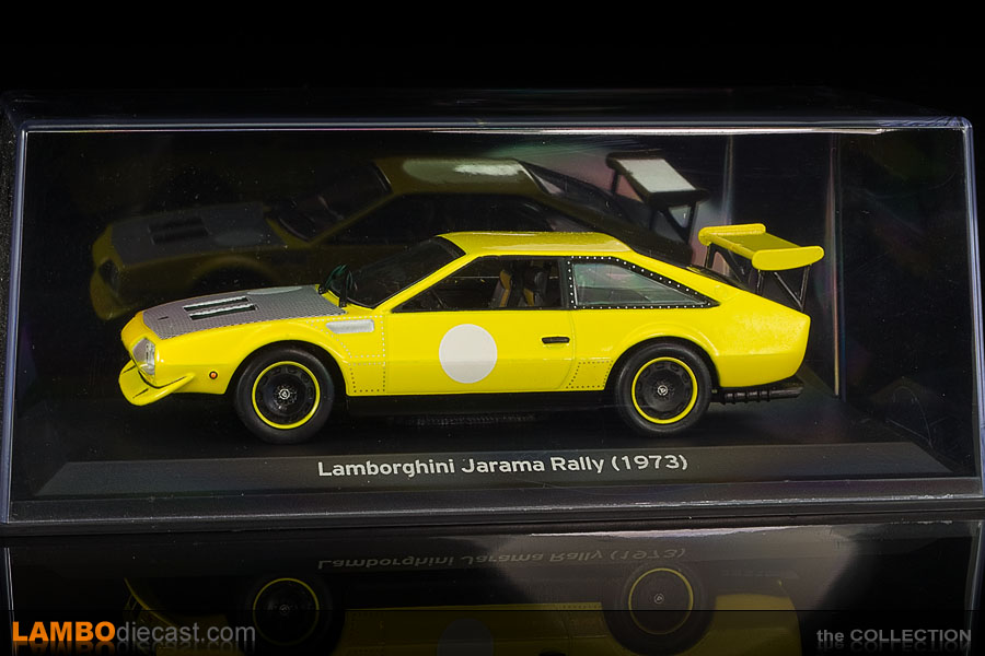 The 1 43 Lamborghini Jarama Svr From White Box A Review By