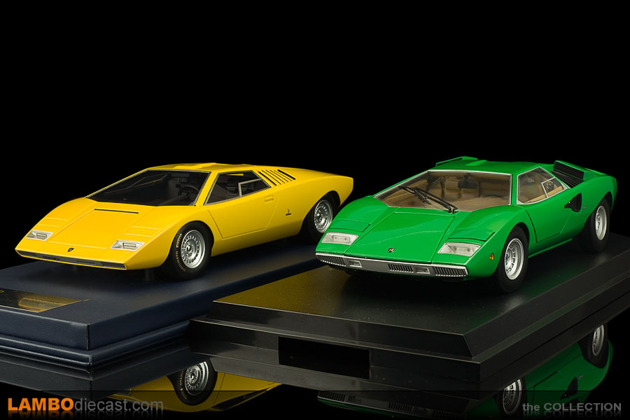 The 1 18 Lamborghini Countach Lp5000 From Looksmart A Review By
