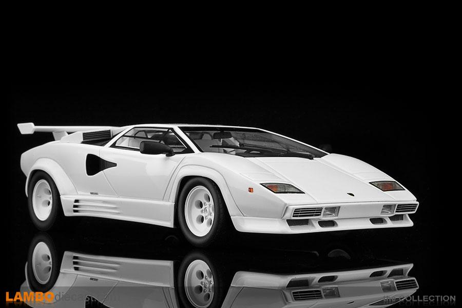 The 1 18 Lamborghini Countach Quattrovalvole From Gt Spirit A