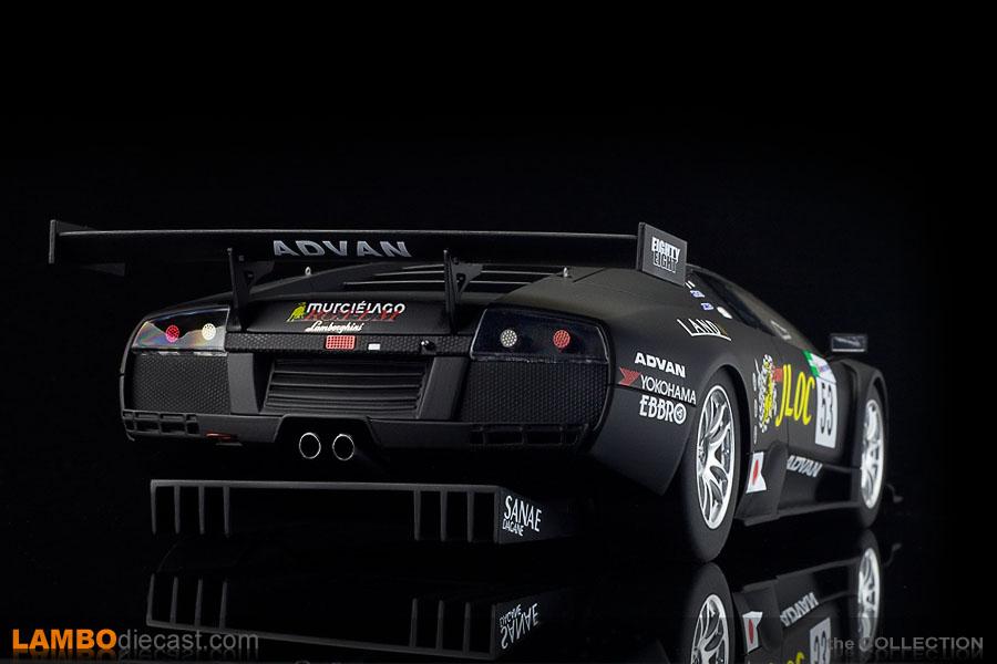 The 1 18 Lamborghini Murcielago R Gt From Gt Spirit A Review By
