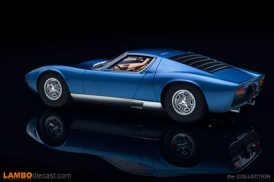 The 1 18 Lamborghini Miura P400s From Kyosho A Review By