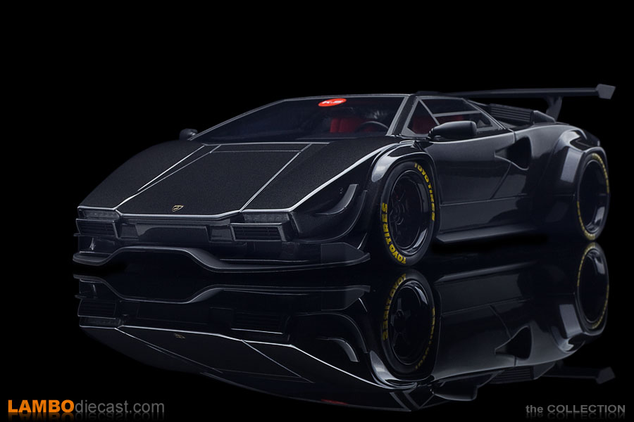 The dark grey metallic Khyzyl Saleem Huratach concept design