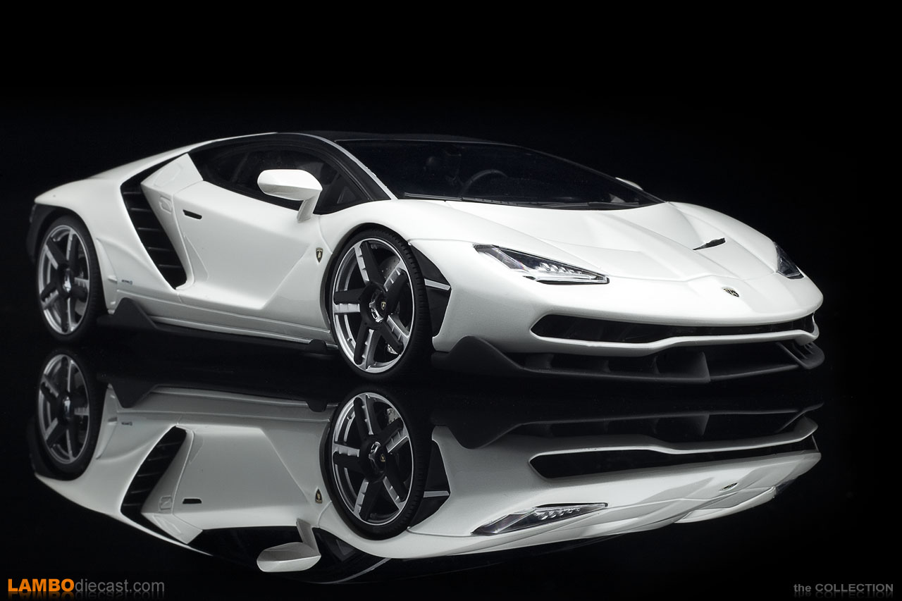 The 1 18 Lamborghini Centenario Lp770 4 From Gt Spirit A Review By