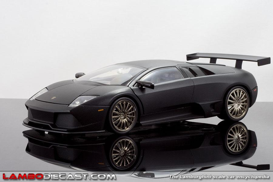 The 1 24 Lamborghini Murci 233 Lago Lp640 From Jada Toys A
