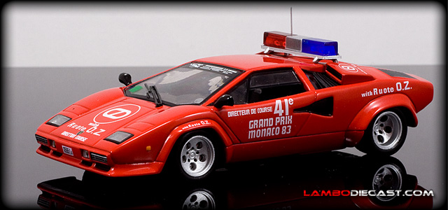 The 1 43 Lamborghini Countach Lp400s From Ixo A Review By
