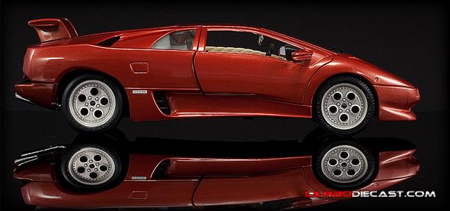 The 1 18 Lamborghini Diablo 2wd From Bburago A Review By