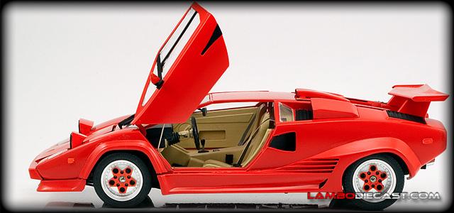 Lamborghini Scale Car Kits At Lambodiecast Com