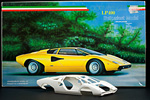 Lamborghini Countach LP400 by Fujimi