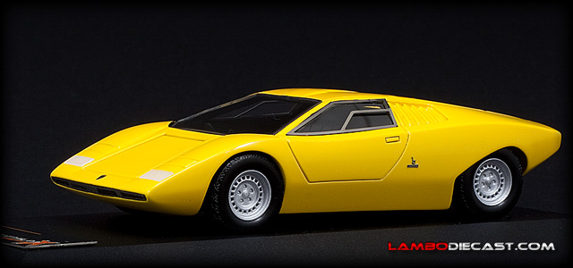 The 1 43 Lamborghini Countach Lp5000 From Premium X A