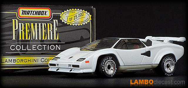 The 1 64 Lamborghini Countach Lp500s From Matchbox A Review By