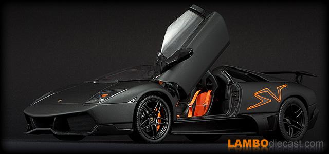 Charmant Lamborghini Murcielago LP670 4 SV Roadster