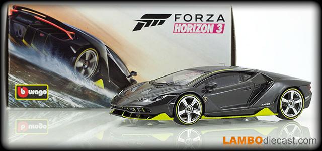 The 1 43 Lamborghini Centenario Lp770 4 From Bburago A Review By