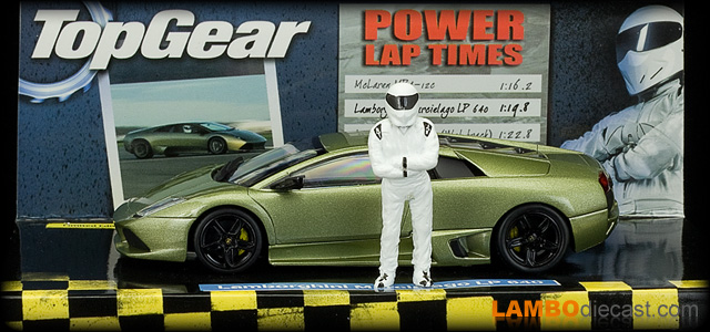 The 1 43 Lamborghini Murcielago Lp640 From Minichamps A Review By
