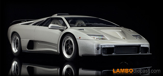 The 1 18 Lamborghini Diablo Gt From Gt Spirit A Review By