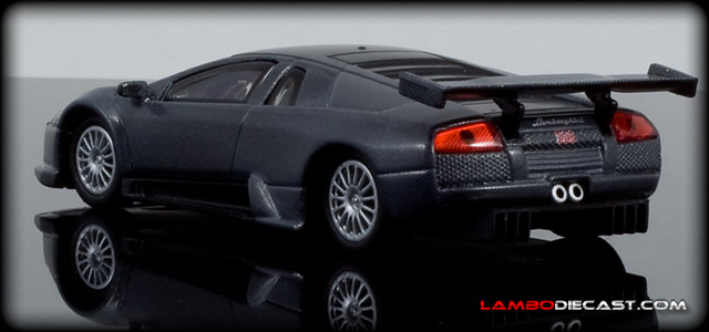 The 1 64 Lamborghini Murcielago R Gt From Highspeed A Review By