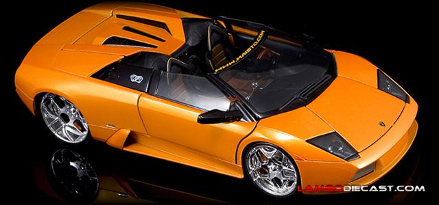 Lamborghini Murcielago RoadsterCustom Murcielago Roadster